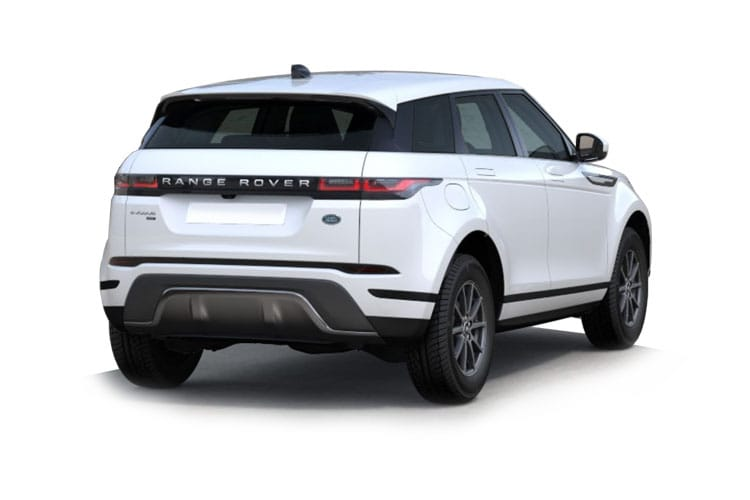 Land Rover Range Rover Evoque SUV 5Dr 2.0 P MHEV 249PS S 5Dr Auto [Start Stop] back view